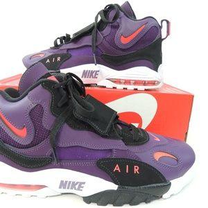 Nike Mens Air Max Speed Turf Night Purple Sze 10.5 9b7427a30